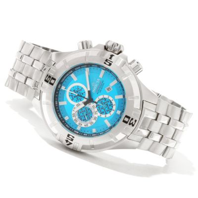 621-279 - Invicta Men's Pro Diver XXL Quartz Chronograph Stainless Steel Bracelet Watch