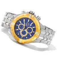 INVICTA MEN'S PRO DIVER XXL QUARTZ CHRONO BRACELET WATCH