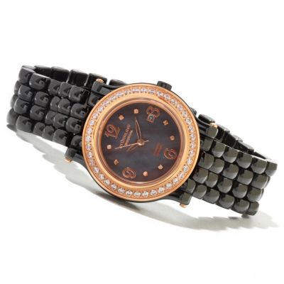 621-290 - Stührling Original Women's Grace Bracelet Watch Made with Swarovski® Elements