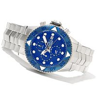 INVICTA MEN'S PRO DIVER XXL QUARTZ CHRONOGRAPH STAINLESS BRACELET WATCH