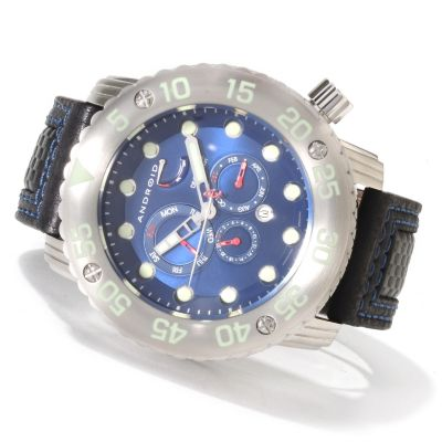 621-521 - Android Men's DM Gauge 9100 Limited Edition Automatic Strap Watch