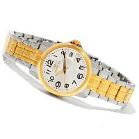 INVICTA WOMEN'S SPECIALTY QUARTZ MOVEMENT STAINLESS STEEL BRACELET WATCH