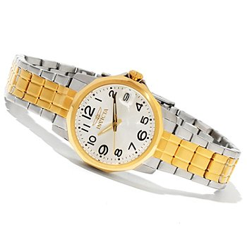 621-582 - Invicta Women's Specialty Quartz Stainless Steel Bracelet Watch