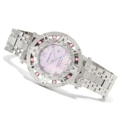 621-635 - XO Skeleton Women's Superlative Star Limited Edition Swiss Quartz Stainless Steel Watch