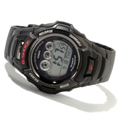 622-216 - Casio Men's G-Shock Quartz Chronograph Digital Solar Strap Watch
