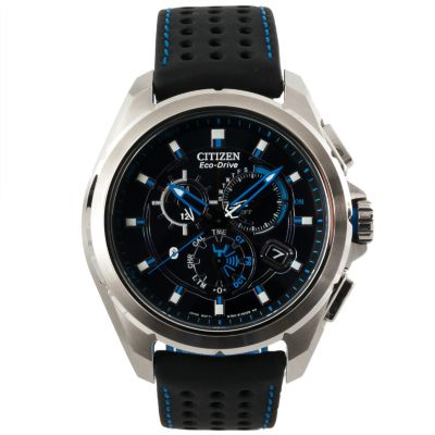 622-418 - Citizen Men's Proximity Eco-Drive Bluetooth Nylon Strap Watch