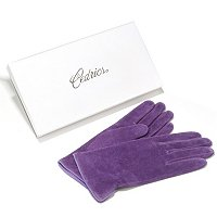 CEDRIC'S LUXE COLLECTION WOMEN'S SUEDE GLOVE