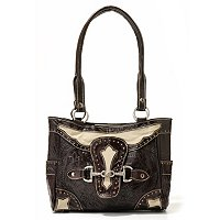 AMERICAN WEST THREE COMPARTMENT TOTE