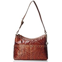 "AMERICAN WEST ""HEARTLAND"" SHOULDER BAG"
