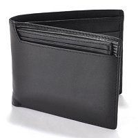 Buxton RFID Convertible Thin Fold Men's Wallet
