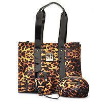 Amelia & Blake 3 Piece Travel Tote