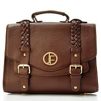 Jack French London Holland Leather Crossbody