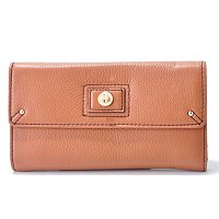 Calvin Klein Leather Billfold Wallet