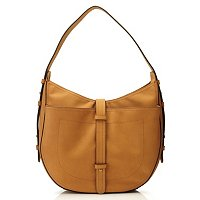 Brooks Brothers Nubuck Hobo Bag