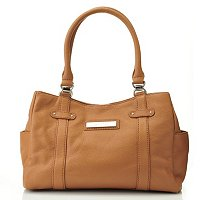 Calvin Klein Handbags Leather Satchel