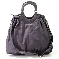MELIE BIANCO OVERSIZED TOP HANDLE HANDBAG