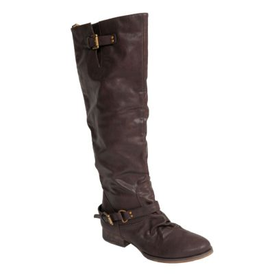 706-817 - Glaze by Adi Women's Zipper Back Tall Boots