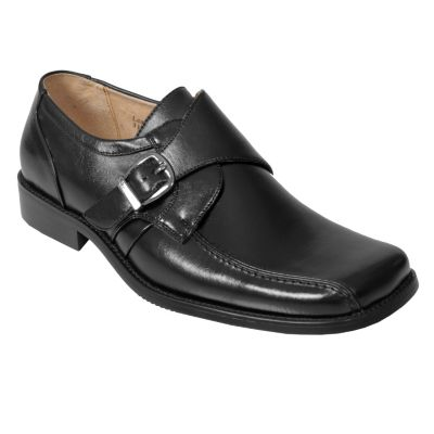 706-958 - Majestic Collection Boy's Buckle Accent Shoes