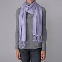 JOURNEE COLLECTION FAUX PASHMINA SCARF