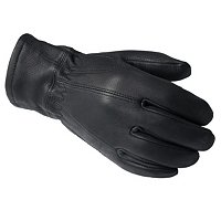 Daxx Mens Lined Top Grain Deerskin Leather Gloves