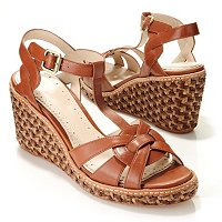 BROOKS BROTHERS STRAW WEDGE
