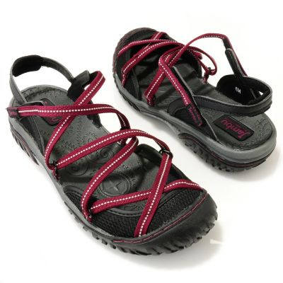 "709-594 - Jambu ""Water Diva"" Memory Foam Sandals"