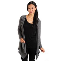 One World Backlique Solid Cardi