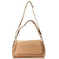 Nicole Lee Studded Shoulder Bag