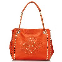 Nicole Lee Studded Satchel