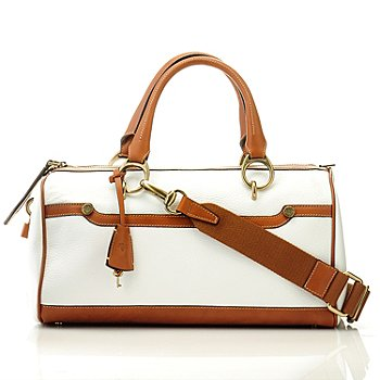 709-935 - PRIX DE DRESSAGE ''Rhythm'' Leather Satchel