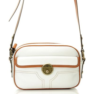 "709-936 - PRIX DE DRESSAGE ""Allure"" Leather Cross Body Bag"