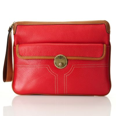 709-941 - PRIX DE DRESSAGE Leather Wristlet
