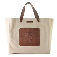 Dressage Jumbo Canvas Tote