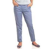 Brooks Brothers Cotton Stretch Pant
