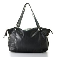 SABLE SOFT LEATHER TOTE