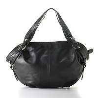 SABLE SOFT LEATHER SATCHEL