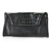 SABLE SOFT LEATHER CLUTCH