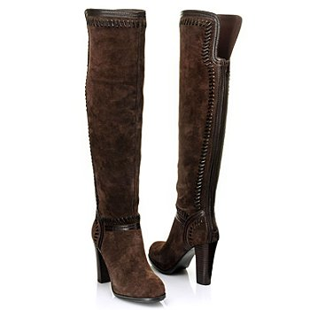 710-316 - Carlos by Carlos Santana ''Marina'' Over-the-Knee Leather Boots