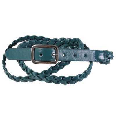 710-362 - Hailey Jeans Co. Women's Double Braid Leather Belt