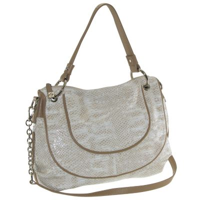 710-380 - Buxton® Sophie Collection Leather Shoulder Handbag