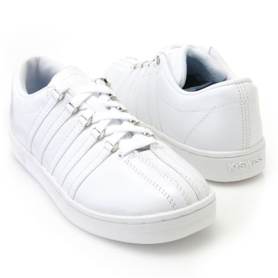 "710-459 - K-Swiss® Women's ""Classic"" Leather Sneakers"