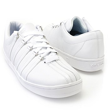 710-473 - K-Swiss® Men's ''Classic'' Leather Sneakers