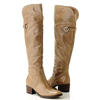 Matisse Sagebrush Tall Boots with Western Heels