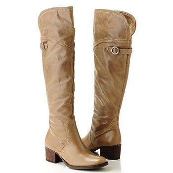 710-506 - Matisse® Leather ''Sagebrush'' Western Heel Riding Boots