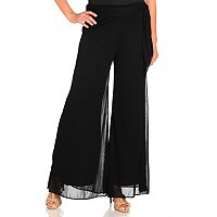 aDressing Woman Mesh Pant