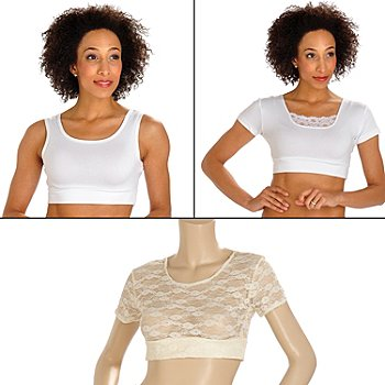 710-598 - Halftee™ Set of Three Layering Tops
