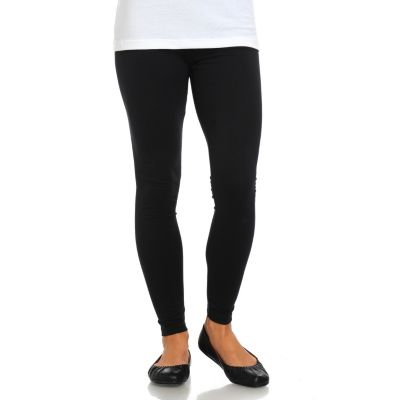 710-653 - OSO Casuals Stretch Knit Elastic Waist Leggings