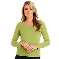 Lusso Cashmere Crew Neck Sweater