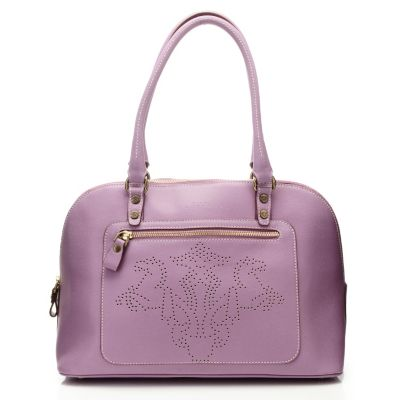 "710-968 - PRIX DE DRESSAGE Leather ""Glory"" Satchel"