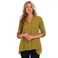Kate & Mallory Long Sleeve Pullover Equipment Shirt